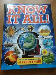 Know it all encyclopedia