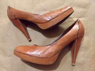 Janylin High Heeled Pumps Shoes | Size 9