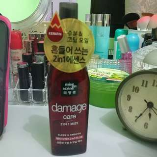 Mise en Scene Hair Mist(Korean brand)
