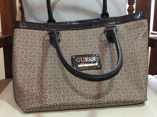 ▶Free Shipping◀ Authentic Guess Bag