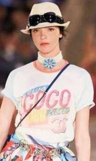 Chanel viva coco cuba Tshirt