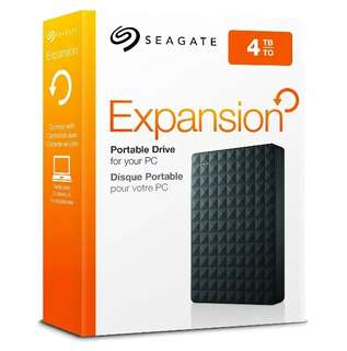 EXTERNAL HARDDISK SEAGATE EXPANSION 4TB FULL FILM HD BLURAY - BLIRAY REMUX DLL
