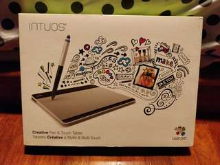 Wacom Intuos Creative Pen Touch Tablet