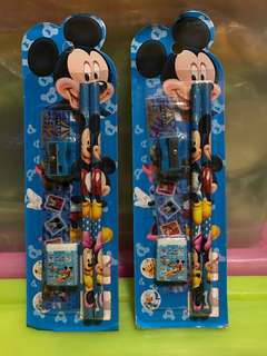 Little Mickey Stationery Set