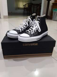 Converse all star leather new