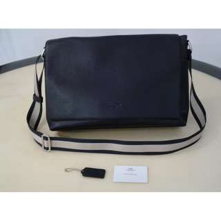 COACH SLING BAG GENUINE LEATHER