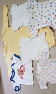 0-6mths Baby Clothes