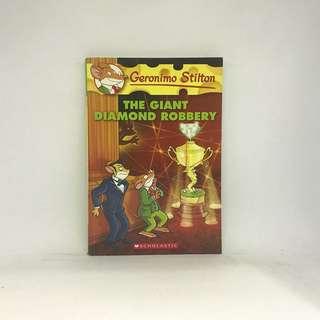 The Giant Diamond Robbery | Geronimo Stilton #44