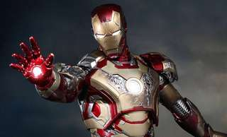 Hot Toys Ironman Iron Man 3 Mark XLII 42 Die-cast
