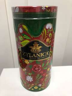 ZYLANICA Ceylon Premium Tea Collection~Green~ 錫蘭紅茶
