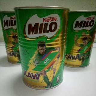 Milo Kaw Limited Edition