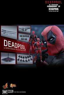 Hot Toys Deadpool 1.0
