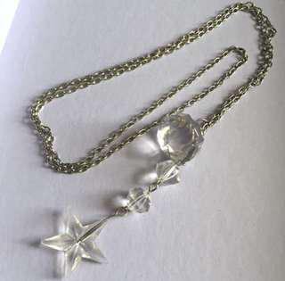 星星襯衫長頸鏈 Star Star Long Necklace (easy to match)