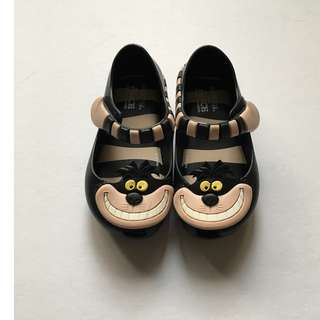 Authentic Mini Melissa Alice in Wonderland size8