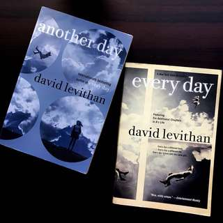 Another Day and Every Day by David Levithan
