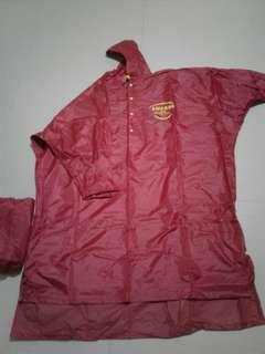 One-piece Raincoat
