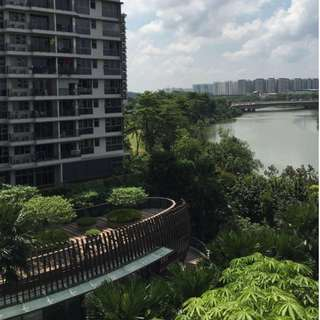 Beautiful home H2O Residence Condo @ Fernvale for Rent!!!