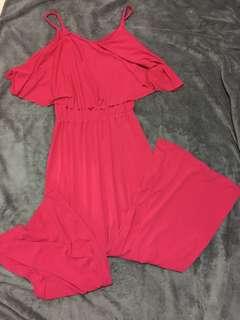 Bundle Jumpsuit Coco Cabaña used once