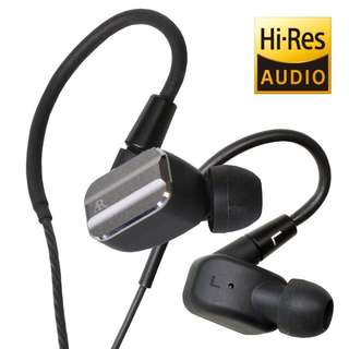 Acoustic Research High Res Hybrid Earphone AR-E10 (Wire and Wireless)