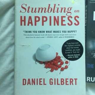 Stumbling Happiness By Dan Gilbert