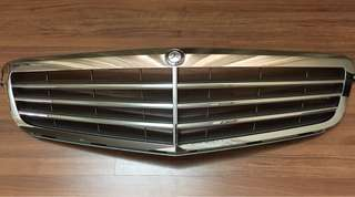 Mercedes Benz W204 (Facelift) Front Grille