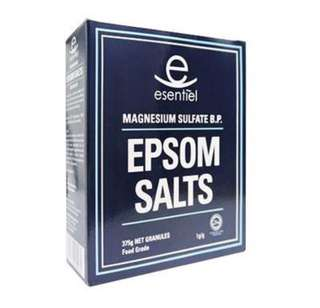 ESENTIEL EPSOM SALTS 375G
