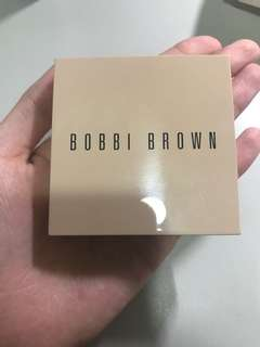 🚚 Bobbi brown Nude finish illuminating powder