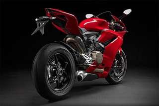 Ducati superbike 1299 panigale