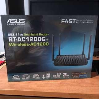 New & Authentic Asus Fiber Router