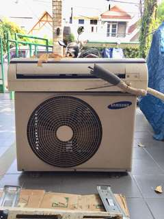 Jual AC Samsung second 3/4 PK