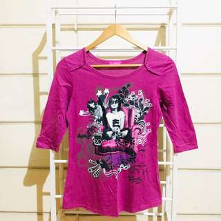 Herbench Printed Shirt