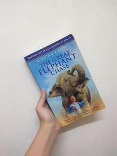 The Great Elephant Chase English Novel