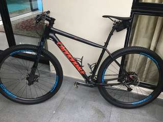 Cannondale Carbon 2 Fsi mountain bike