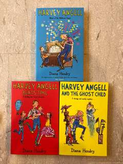 Harvey Angell, the Ghost Child, Beats Time