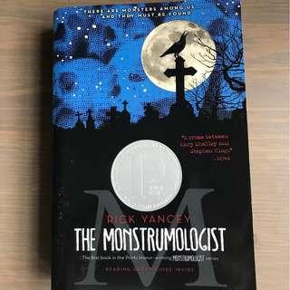[Paperback] The Monstrumologist Novel by Rick Yancey