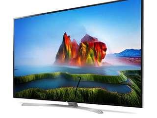 LG 86 inch 4K ultra HD smart LED TV (2018 Model)