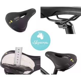 BNIP Selle Royal Bicycle E-Scooter Saddle Seat suitable for DYU