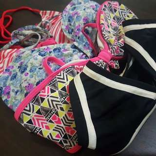 Swimsuits bundle of 4