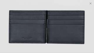 Bottega Veneta 短銀包 Money clip bi-fold wallet BV