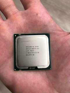Intel Core 2 Duo E8400 3.0Ghz Processor CPU