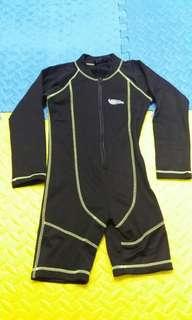 兒童游泳保暖衣