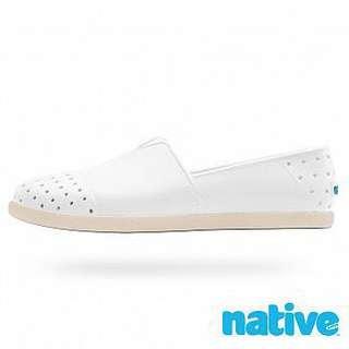 🚚 Native verona款 全白防水鞋