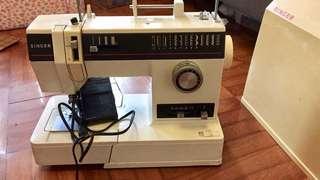 Singer 勝家 衣車 sewing machine