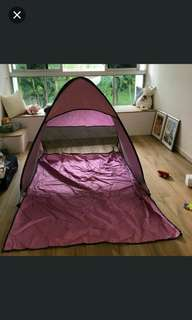 2-3persons Outdoor Pop Up Automatic Camping Tent