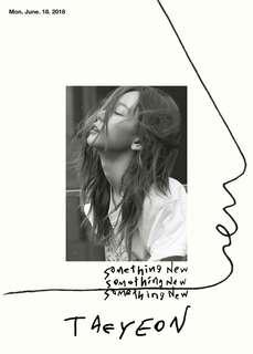 TAEYEON(SNSD)-Something New [3rd Mini Album]