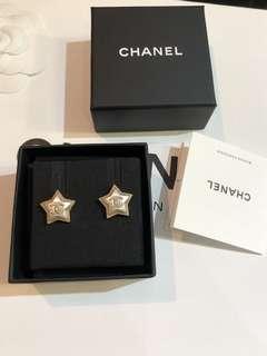 Chanel Earrings 星星耳環