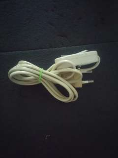 2 pin AC Wire with On/Off Switch (1.7m)