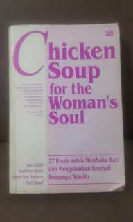 Chicken Soup (for the woman's soul)