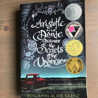 [Paperback] Aristotle and Dante Discover the Secrets of the Universe Novel by Benjamin Alire Sáenz