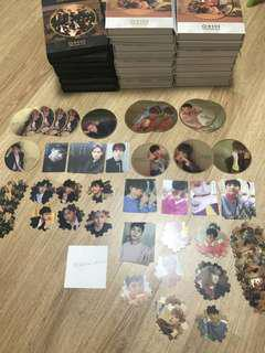 WANNA ONE IPU LOOSE ITEMS